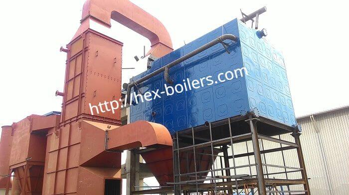 Lắp đặt bộ sấy không khí trong lò hơi công nghiệp