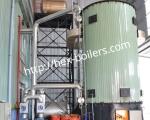 Nồi dầu tải nhiệt: nguồn nhiệt chất lượng trong ngành chế biến gỗ