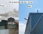 Xử lý khí thải lò hơi công nghiệp